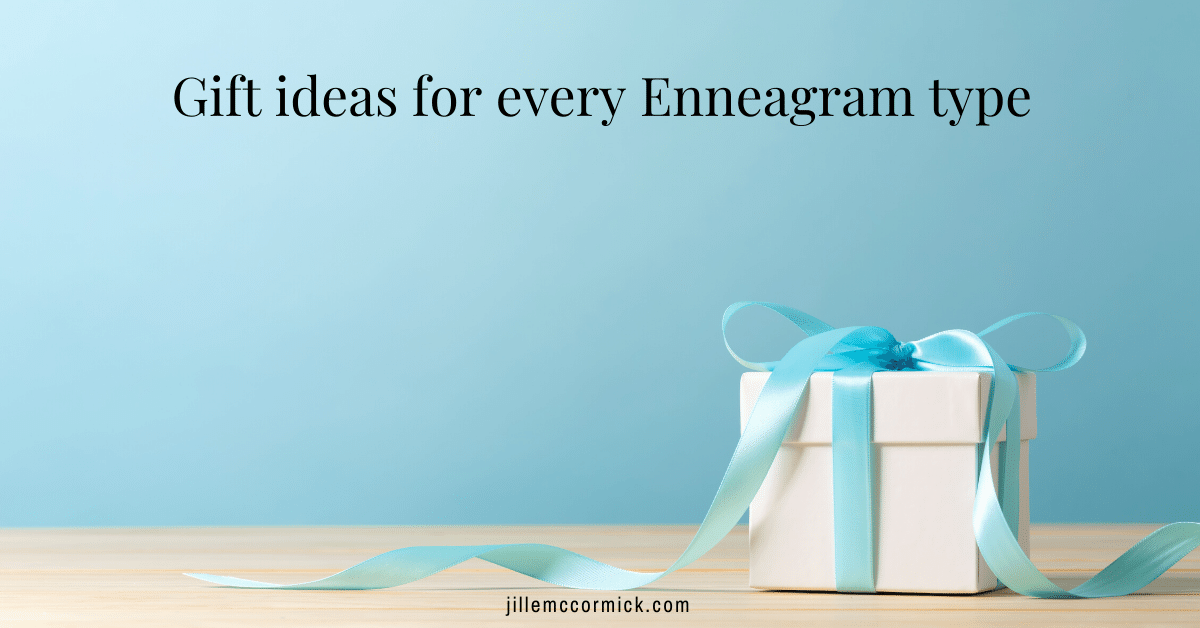 Gift ideas for every Enneagram type